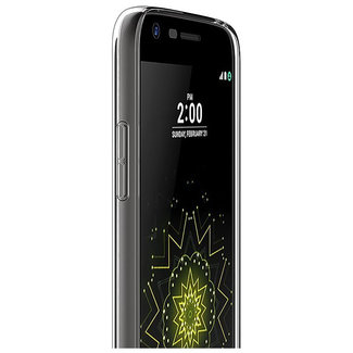 MSS LG G5 Transparent TPU Silicone Back cover