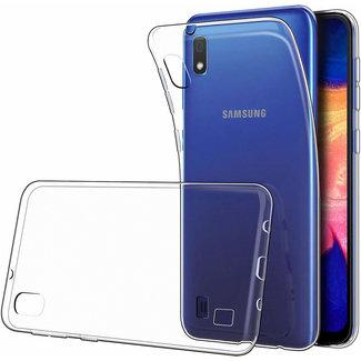 MSS Samsung Galaxy M10 / Galaxy A10 Transparent TPU Silicone Back cover
