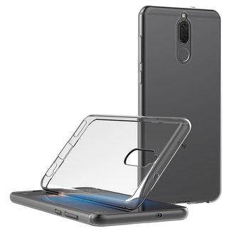 MSS Huawei Mate 10 Lite Transparent TPU Silicone Back cover