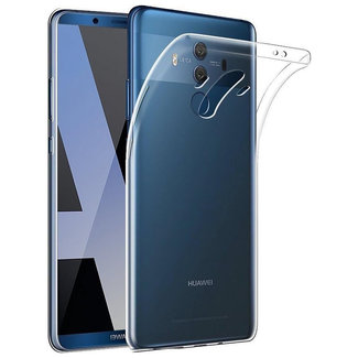 MSS Huawei Mate 10 Pro Transparent TPU Silicone Back cover