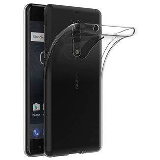 MSS Nokia Nokia 5 Transparent TPU Silicone Back cover