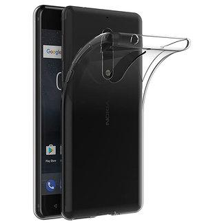 MSS Nokia Nokia 5 Transparent TPU Silikon Rückseite