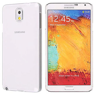 MSS Samsung Galaxy Note3 Transparant TPU Siliconen Back cover