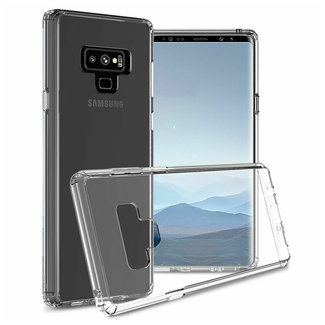 MSS Samsung Galaxy Note9 Transparent TPU Silicone Back cover