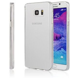 MSS Samsung Galaxy Note5 Transparant TPU Siliconen Back cover