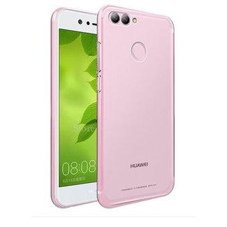 MSS Huawei Nova 2 Plus Transparent TPU Silicone Back cover
