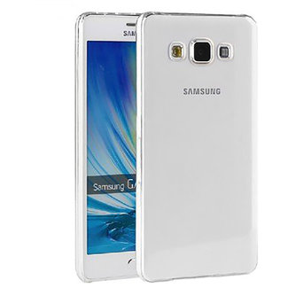 MSS Samsung Galaxy On5 Transparent TPU Silicone Back cover