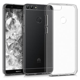 MSS Huawei P Smart (2018) Transparent TPU Silicone Back cover