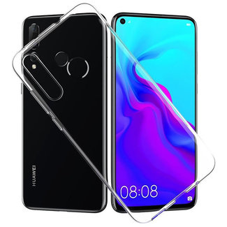 MSS Huawei P Smart (2019) Transparent TPU Silicone Back cover