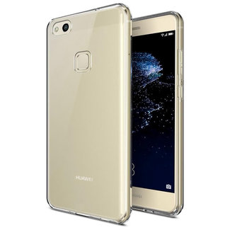 MSS Huawei P10 Lite Transparent TPU Silicone Back cover