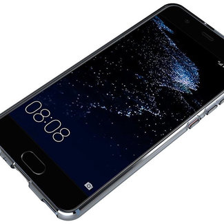 MSS Huawei P10 Plus Transparant TPU Siliconen Back cover