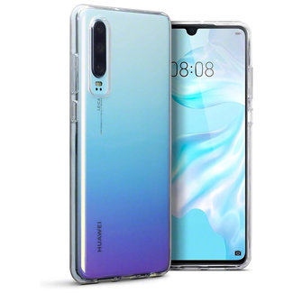 MSS Huawei P30 Transparent TPU Silicone Back cover
