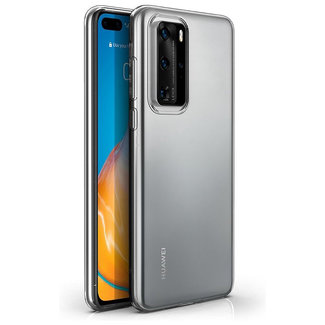 MSS Huawei P40 pro Transparent TPU Silicone Back cover