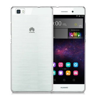 MSS Huawei P8 Lite Transparent TPU Silicone Back cover