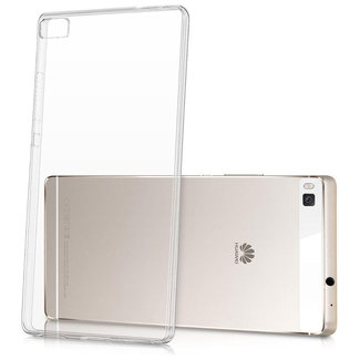 MSS Huawei P8 Transparent TPU Silicone Back cover