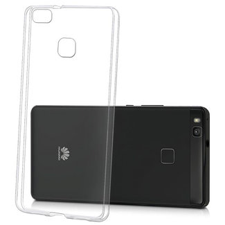 MSS Huawei P9 Lite (2017) Transparent TPU Silicone Back cover
