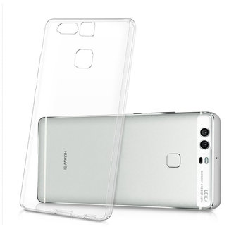 MSS Huawei P9 Plus Transparent TPU Silicone Back cover