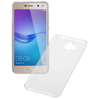MSS Huawei Y5 (2017) Transparent TPU Silicone Back cover
