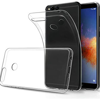 MSS Huawei Y9 (2018) Transparent TPU Silicone Back cover