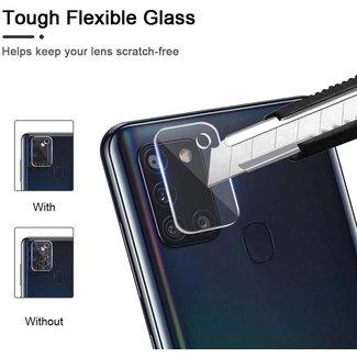 Samsung Galaxy A21s Camera Screen Protector Glass