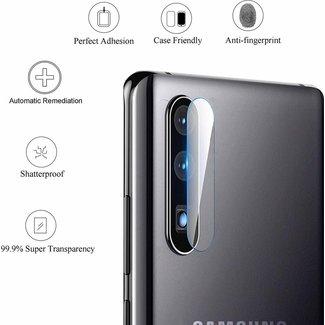 Samsung Galaxy Note 10+ Camera Screen Protector Glass