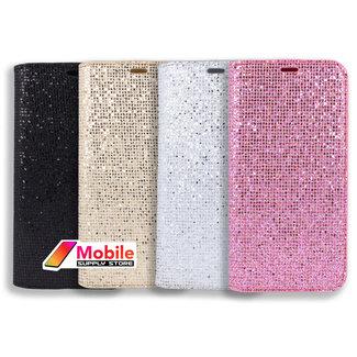 MSS Samsung Galaxy A6 Plus (2018) Glitter Bling Bling Case