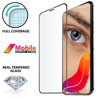 MSS Samsung Note 20 Tempered Glass Full Cover Plus Edge to Edge