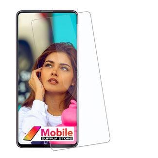 MSS Samsung Galaxy A12 9H 0.3mm 2.5D Tempered Glass