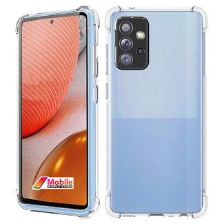 MSS Samsung Galaxy A52 5G TPU Anti Shock back cover case