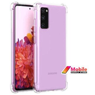 MSS Samsung Galaxy S20FE TPU Anti Shock back cover hoesje
