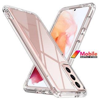 MSS Samsung Galaxy S21 TPU Anti Shock back cover hoesje