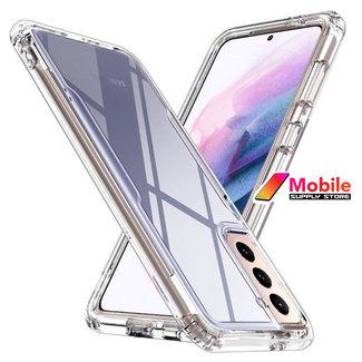 MSS Samsung Galaxy S21 Plus TPU Anti Shock back cover hoesje