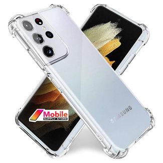 MSS Samsung Galaxy S21 Ultra TPU Anti Shock back cover hoesje