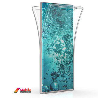 MSS Samsung Galaxy Note 20 TPU 360° graden TPU siliconen 2 in 1 hoesje