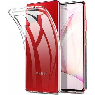MSS Samsung Galaxy Note 10 Lite TPU Transparent silicone case