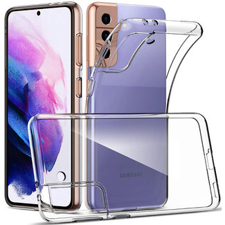 MSS Samsung Galaxy S21 TPU Transparent silicone case