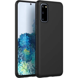 MSS Samsung Galaxy S20FE TPU Matte Black back cover