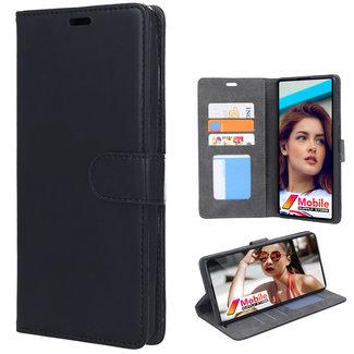 MSS Samsung Galaxy A6 (2018) TPU/Cast Leather Book Case