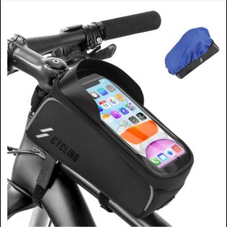 Waterproof bike holder