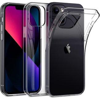 MSS Apple iPhone 13 Mini TPU Transparent Silicone