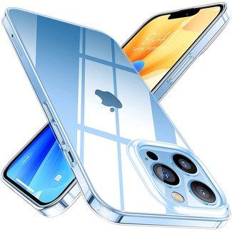 MSS Apple iPhone 13 Pro Max TPU Transparant siliconen