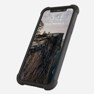 MSS Apple iPhone 13 Pro Max TPU Zwart Anti Shock