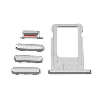 Sim Tray + Volume/Power/Mute Switch Button Keys IPhone 6 Plus