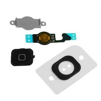 Set Complet Home Button Flex IPhone 5G