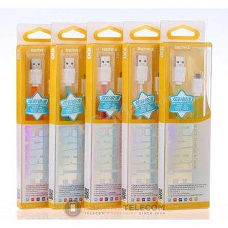 Remax Remax Color USB-Kabel mit Schnellladung für IPhone