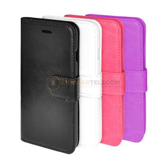 Book case for Galaxy Ace Style / G310