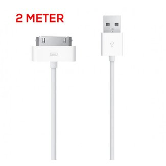 2M USB Kabel IPhone 3G/3GS/4/4S