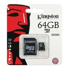 Micro SD Card 64GB Kingston class 10