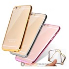 Deluxe Kaplama Silikon Kılıf IPhone 6 / 6S