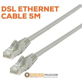 Netzwerkkabel 5 m - DSL-Ethernet-Kabel 5 m